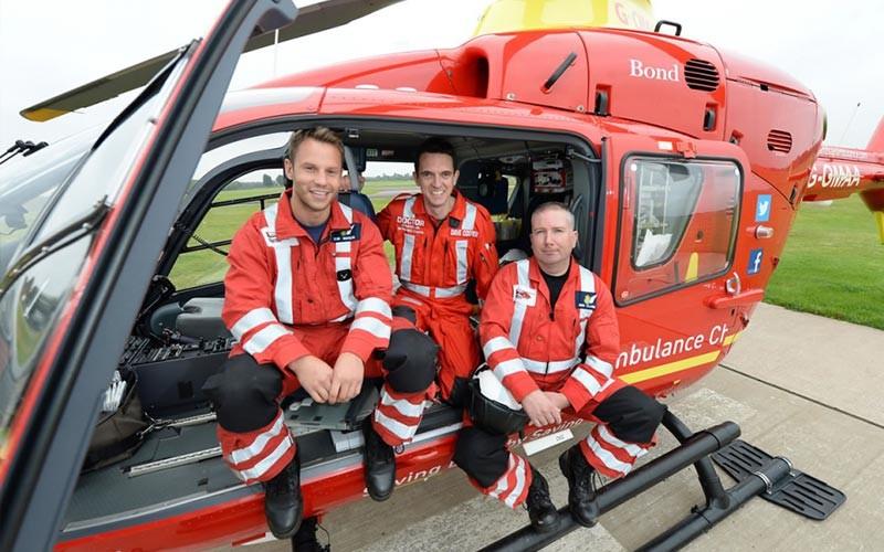 The Midlands Air Ambulance Charity