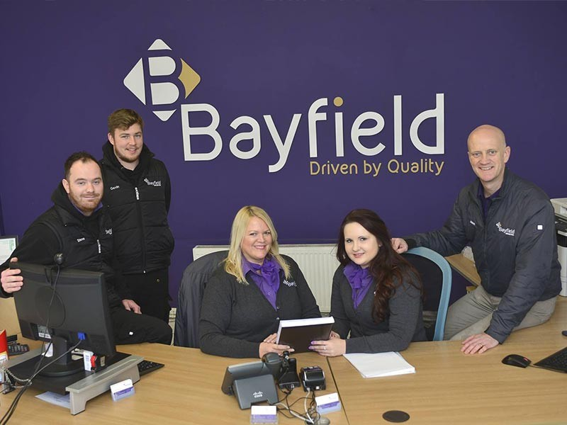 What does Bayfield Vehicle Hire have to say about SBN??