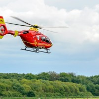 How does SBN support the Midlands Air Ambulance...?